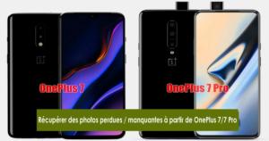 4 Méthodes pour récupérer des photos perdues / manquantes à partir de OnePlus 7/7 Pro