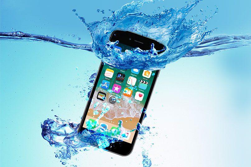 récupérer des données d'un iPhone endommagé