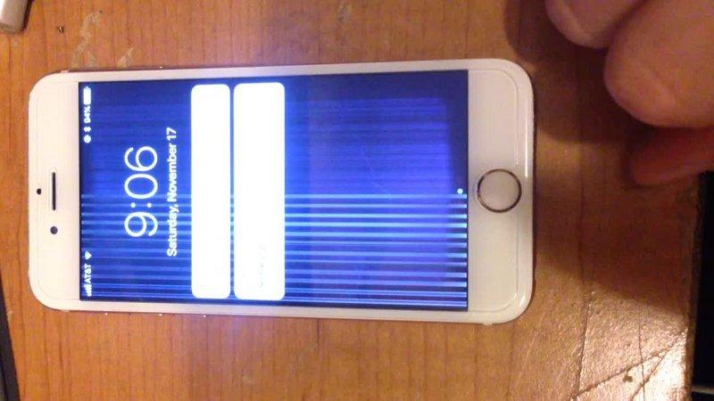 façons efficaces de corriger les lignes verticales sur iPhone