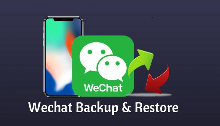 Sauvegarde & restaurer l'historique de WeChat sur Android