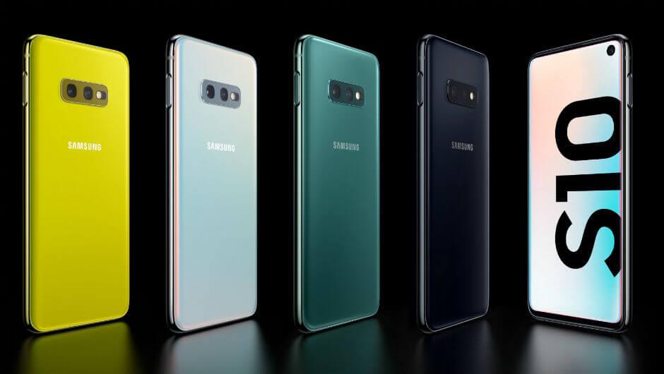 Récupérer les contacts supprimés de Samsung Galaxy S10 / S10 + / S10e