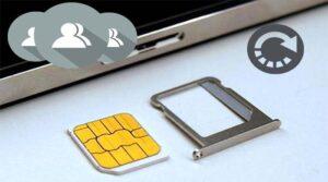 Comment récupérer des contacts supprimés de la carte SIM Android