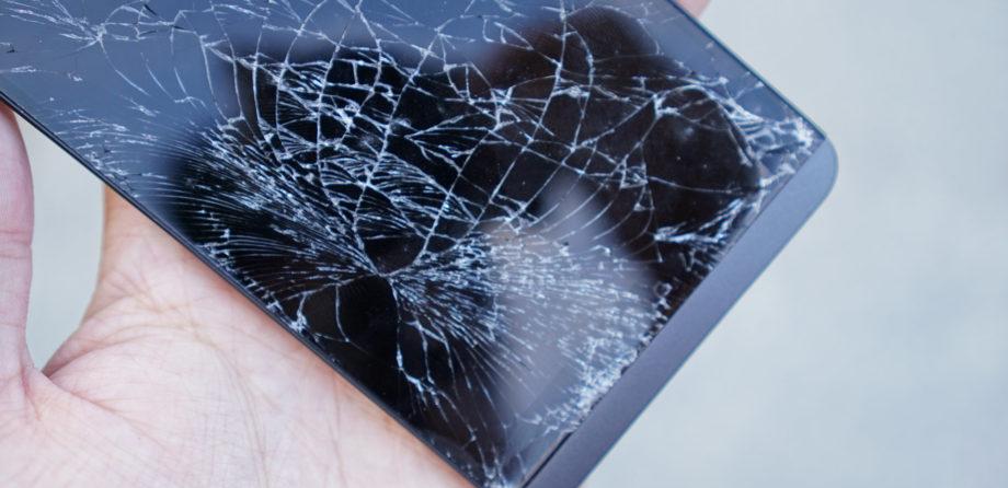 Récupération de données d'écran cassé Android