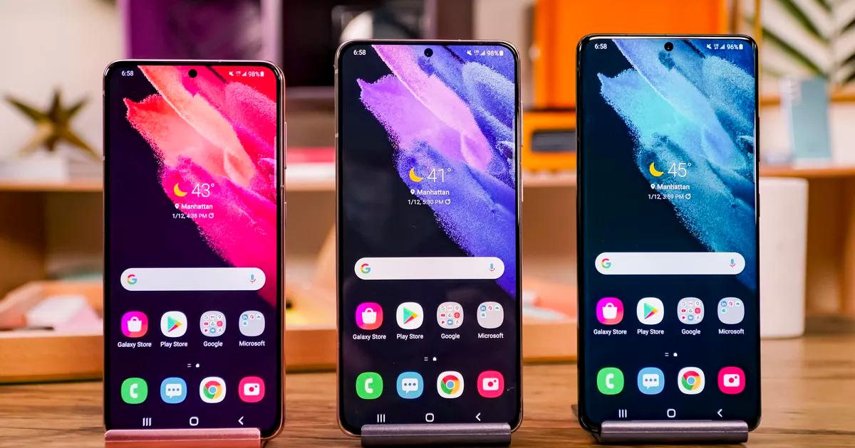 Récupérer les données supprimées de Samsung Galaxy S21/S21+/S21 Ultra