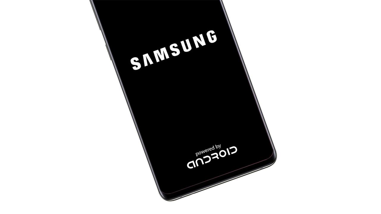 Samsung Galaxy S10 bloqué sur le logo Samsung